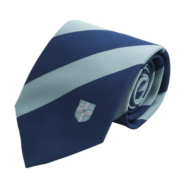 Tie - Single Stripe Blue