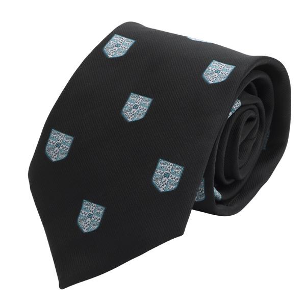 Tie - Blue Crests