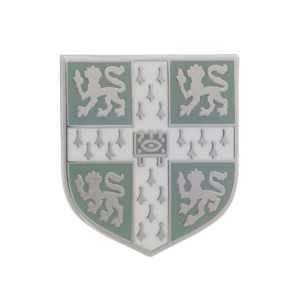 Lapel Pin - University Blue Crest