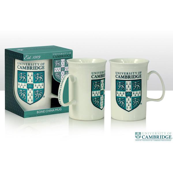 University Crest Mugs