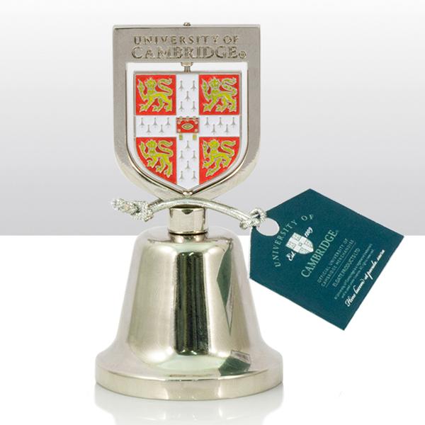 University Red Shield Bell