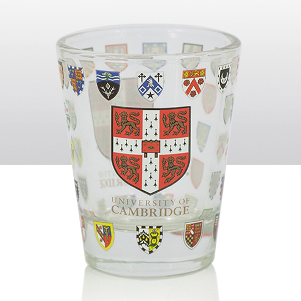 Shot Glass - College Crests