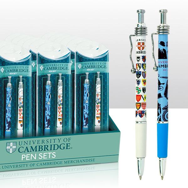 University Pens - Set of 2