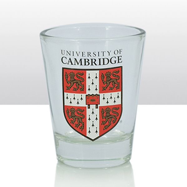Shot Glass - University Crest