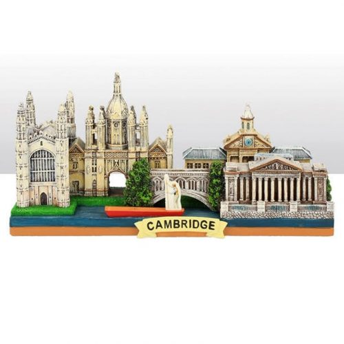 Cambridge Scene Large Resin Model
