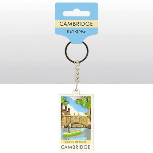 Contemporary Bridge of Sighs Keyring