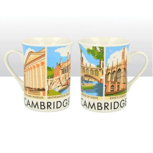 Contemporary scenes mug