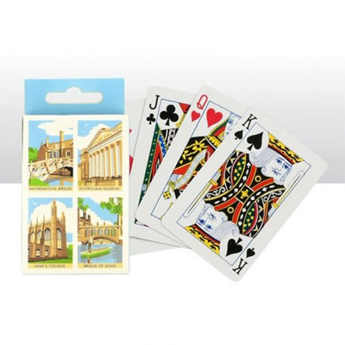 Contemporary Scenes Playing Cards