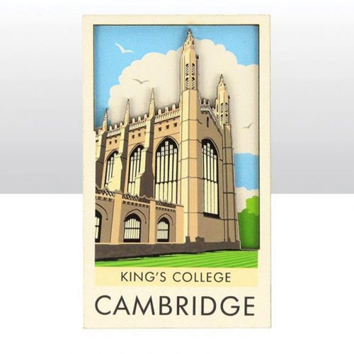 Contemporary Kings College Magnet