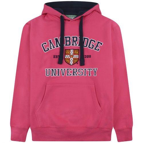 University-of-Cambridge-embroidered-hoodie-fuchsia
