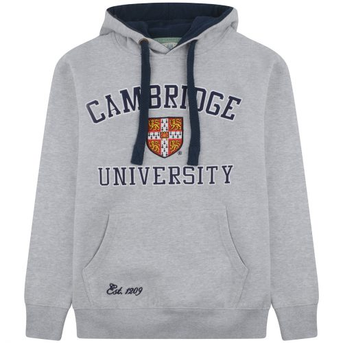 University-of-Cambridge-embroidered-hoodie-grey