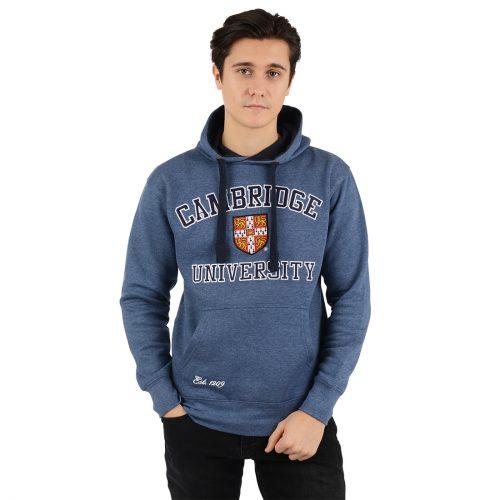 University-of-Cambridge-embroidered-hoodie-navy-marl