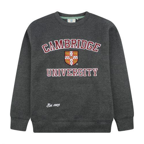 University-of-Cambridge-embroidered-sweatshirt-charcoal