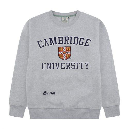 University-of-Cambridge-embroidered-sweatshirt-grey