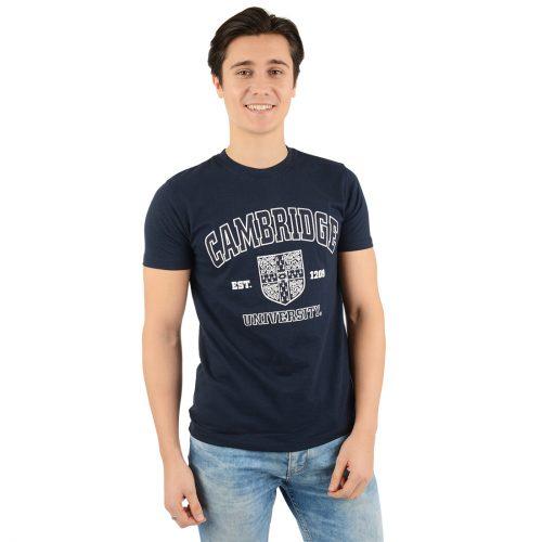 University-of-Cambridge-harvard-crest-printed-tshirt-navy