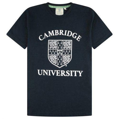 University-of-Cambridge-large-crest-printed-tshirt-navy